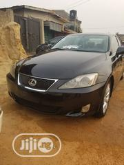 Lexus IS 250 SE 2007 Black | Cars for sale in Kwara State, Ilorin West