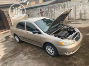 Toyota Corolla 2007 Gold | Cars for sale in Lagos State, Lagos Mainland