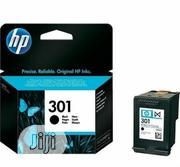 HP 301 Black Color Ink Cartridge | Accessories & Supplies for Electronics for sale in Lagos State, Lagos Island