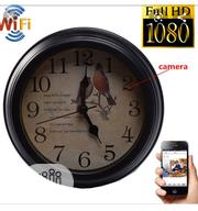 Multi Functional Wifi Clock Camera   Security & Surveillance for sale in Lagos State, Ikeja