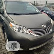 Toyota Sienna 2011 XLE 8 Passenger Gray | Cars for sale in Lagos State, Lekki Phase 1