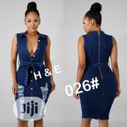 Jean Dress   Clothing for sale in Lagos State