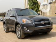 Toyota RAV4 2012 Gray | Cars for sale in Abuja (FCT) State, Central Business District