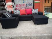 Beautiful L Shape Chair | Furniture for sale in Lagos State, Agege