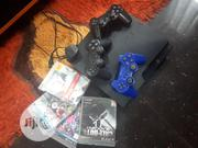 Like New Ps3 With 3 Pads 4 Games | Video Games for sale in Lagos State, Ojo
