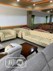 7 Seaters Executive Leather Sofa Set | Furniture for sale in Lagos State, Lekki Phase 1