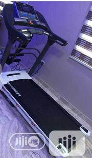 2.5hp Treadmill With Massager , USB and Mp3 | Sports Equipment for sale in Lagos State, Surulere