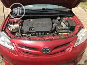 Toyota Corolla 2012 Red | Cars for sale in Abuja (FCT) State, Kado