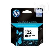 HP 122 Black Original Ink Cartridge | Accessories & Supplies for Electronics for sale in Lagos State, Lagos Island