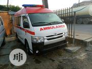 2017 Toyota Hiace Ambulance For Sale   Buses & Microbuses for sale in Lagos State, Isolo