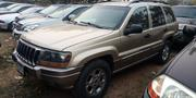 Jeep Cherokee 2004 Gold | Cars for sale in Abuja (FCT) State, Central Business District