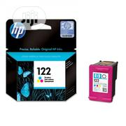 HP 122 Original Tri Color Ink Cartridge | Accessories & Supplies for Electronics for sale in Lagos State, Lagos Island