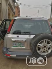 Honda CR-V 2002 Silver | Cars for sale in Lagos State, Lagos Mainland