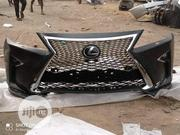 Lexus Rx350 2017 Face Complete Bumper | Vehicle Parts & Accessories for sale in Lagos State, Mushin