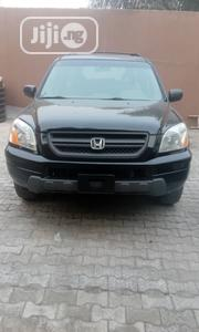 Honda Pilot 2005 EX 4x4 (3.5L 6cyl 5A) Black | Cars for sale in Lagos State, Ajah
