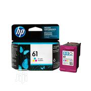 HP 61 Tri-Color Ink Cartridge | Accessories & Supplies for Electronics for sale in Lagos State, Lagos Island