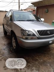 Lexus RX 2000 Silver | Cars for sale in Lagos State, Surulere