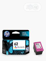 HP 62 Tri-colour Ink Cartridge Hi | Accessories & Supplies for Electronics for sale in Lagos State, Lagos Island