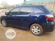 Toyota Matrix 2009 Blue   Cars for sale in Lagos State, Lagos Mainland