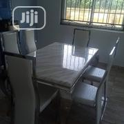 Scratch Free Marble Dining Table | Furniture for sale in Lagos State, Ojodu