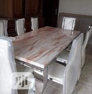 Brand New 6-Seater Marble Dining Table | Furniture for sale in Lagos State, Ajah