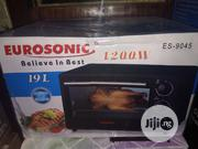 Eurosonic Oven and Cooking 19litre | Kitchen Appliances for sale in Lagos State, Lagos Island