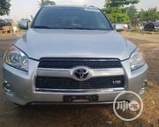 Toyota RAV4 2011 3.5 Limited Silver | Cars for sale in Lagos State, Lagos Mainland