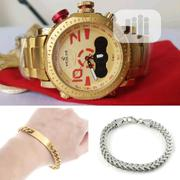 Special One Wrist Watch With Free 2 Bracelet | Jewelry for sale in Lagos State