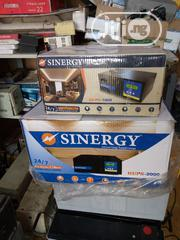 Synergy Inverter 2kva With 2batteries   Solar Energy for sale in Ondo State, Akure