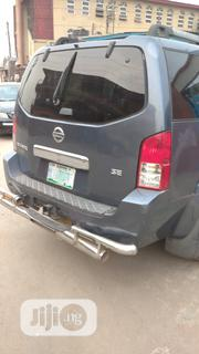 Nissan Pathfinder SE 2005 Gray | Cars for sale in Lagos State, Mushin
