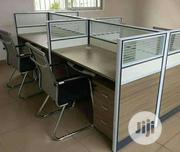 This Is Brand New Quality Workstation Table It Is Very Strong | Furniture for sale in Lagos State, Victoria Island