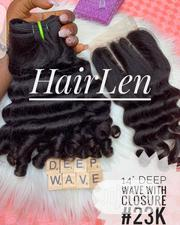 """14"""" Diane Wave With Matching Closure 
