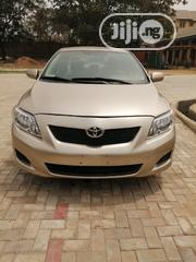 Toyota Corolla 2010 Gold | Cars for sale in Lagos State, Lagos Mainland