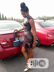Beautiful Black Leather Dress. | Clothing for sale in Lagos State, Lagos Island