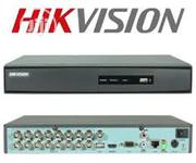 Hikvision 16CH DVR 2SATA Turbo HD Analog Day & Night Machine | Security & Surveillance for sale in Lagos State, Ikeja
