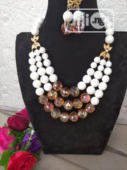 White Beaded Jewelry | Jewelry for sale in Lagos State, Oshodi-Isolo