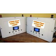 Lifepo4(480,000mah) 12.8vdc100ah, 1240WH Battery With Display Analyser | Solar Energy for sale in Lagos State, Ikeja
