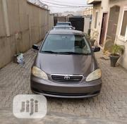 Toyota Corolla 2008 Verso 1.8 VVT-i Automatic Gray | Cars for sale in Lagos State, Ikeja