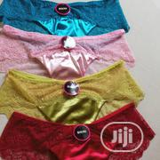 Satin-lace Panties 4sets | Clothing for sale in Lagos State, Lagos Island