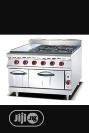 Gas Cooker With Oven 900 Series - 4 Burners 90/80 CFG | Restaurant & Catering Equipment for sale in Lagos State, Ikeja