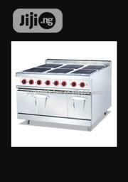 Electric Cooker With Oven 900 Series - 6 Burners 90/120 CFE | Restaurant & Catering Equipment for sale in Lagos State, Ikeja