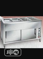 Modular Gas Bain Marie With Heated Cupboard 4bowls   Restaurant & Catering Equipment for sale in Lagos State, Ikeja