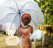 Bridal Umbrella And Fan For Sale   Wedding Wear for sale in Lagos State, Ipaja
