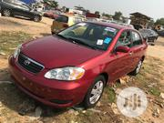 Toyota Corolla S 2006 Red | Cars for sale in Lagos State, Mushin