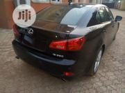 Lexus IS 2008 350 Black | Cars for sale in Abuja (FCT) State, Wuse