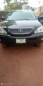 Lexus RX 2006 330 Black   Cars for sale in Anambra State, Onitsha