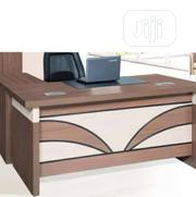 Pure Wooden 1.6meter Executive Office Table | Furniture for sale in Lagos State, Ikeja