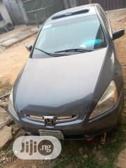 Honda Accord 2006 Sedan EX Automatic Gray | Cars for sale in Rivers State, Obio-Akpor