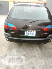 Toyota Avensis 2001 Verso 2.0 Black | Cars for sale in Delta State, Ugheli