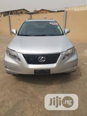 Lexus RX 2010 Silver | Cars for sale in Lagos State, Ipaja